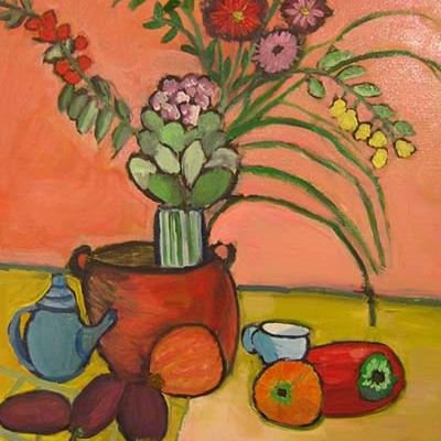 fleurs & objets