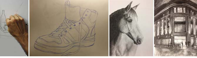 New entete cours de dessin 1