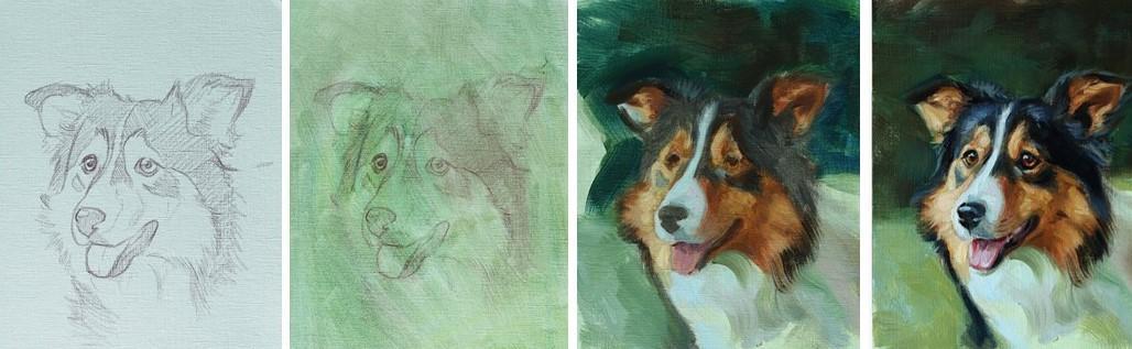 Peinture animaliere 3